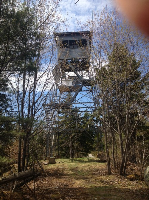 Great Hill Fire Tower