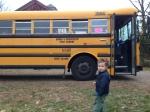 School bus mommy schoolbus!