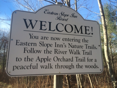 Eastern Slope Inn Nature Trails