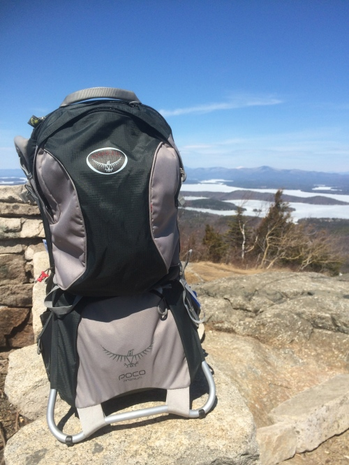 Osprey Poco Premium Child Carrier Season 3!