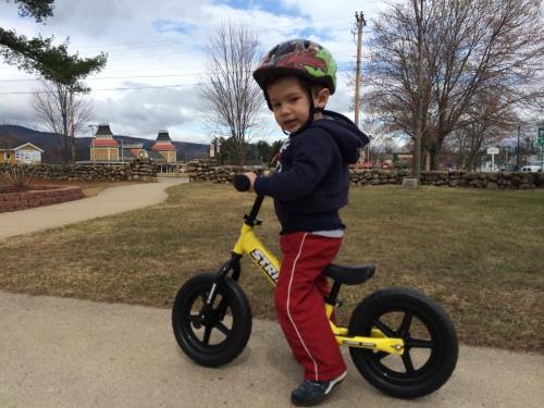 Strider Balance Bike