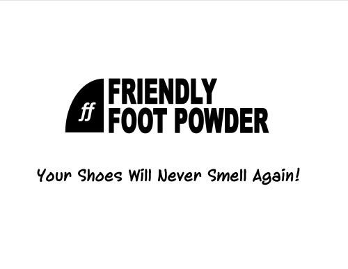 Friendly Foot Powder