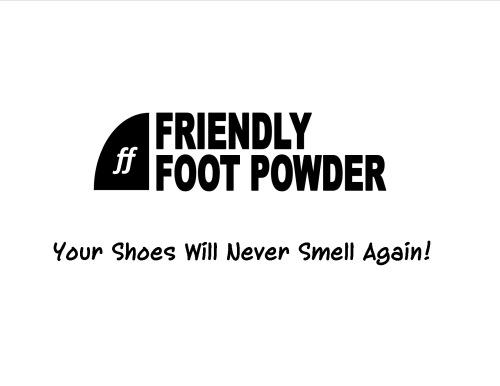 Friendly Foot Powder